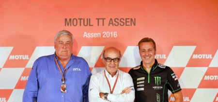 IRTA y Dorna acuerdan cinco años más de colaboración, para seguir mejorando MotoGP
