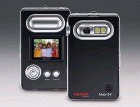 Un todo-en-un portable de Minox: el MobiDV