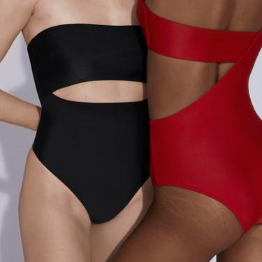 Oysho tiene la colección sostenible de bañadores y bikinis más bonita