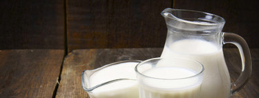 Análisis nutricional de diferentes tipos de leche