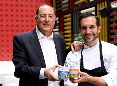 Vinesenti. Nueva gama de productos culinarios derivados de los polifenoles de la uva
