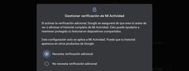 Cómo proteger tu actividad en tu cuenta de Google pidiendo una verificación para verla