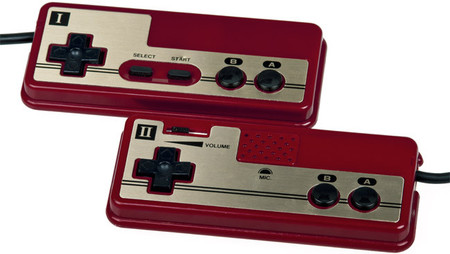 Famicom mandos