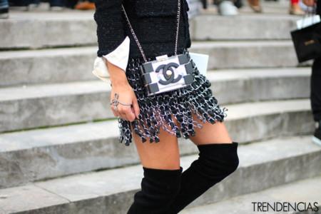Street Style Semana de la Moda de París: el auténtico lujo aterriza con Chanel