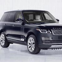 Range Rover Astronaut Edition: el SUV para los turistas espaciales