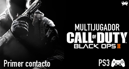 'Call of Duty: Black Ops II': primer contacto con el multijugador