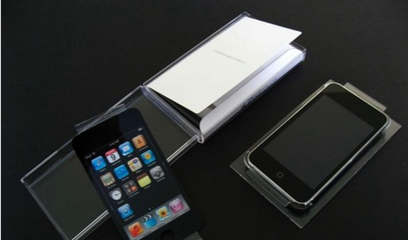 Empiezan a aparecer los primeros 'Unboxings' de los nuevos iPod