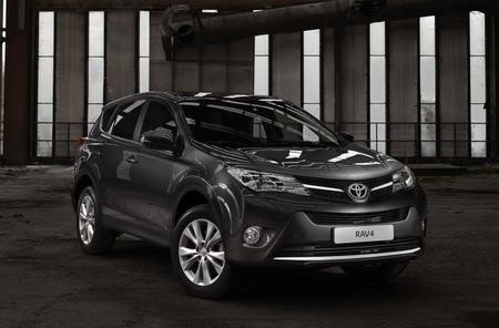 Toyota podría estar pensando en una versión híbrida del RAV4