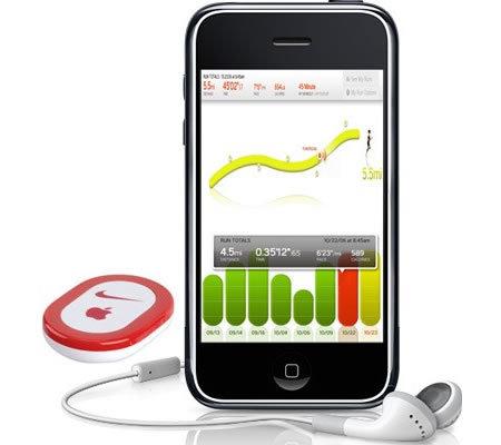 Nike+ en el iPhone da más posibilidades