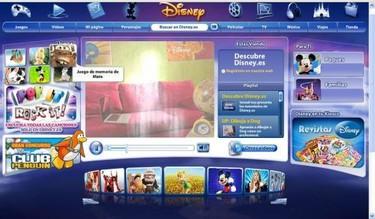 Renovada web de Disney.es