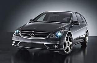 Mercedes Vision R 63 AMG