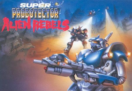 Superprobotector Alienrebels