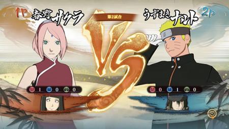 Sakura y Hinata se enfrentan a Naruto y Sasuke en el Nuevo tráiler de Naruto Shippuden: Ultimate Ninja Storm 4