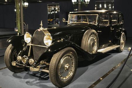 Bugatti Type 41 Royale De La Coleccion Schlumpf