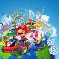 A Mario Kart Tour no se le agota el turbo: en un mes ya supera los 120 millones de descargas