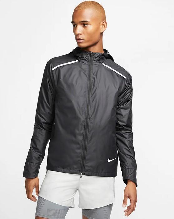 Chaqueta de running con capucha - Hombre Nike Repel