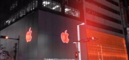 Un año más, Apple tiñe de rojo sus tiendas para el día mundial del SIDA