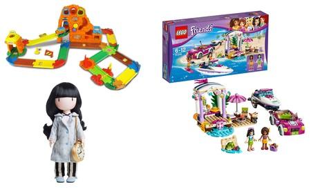 Los juguetes también son para el verano: 4 ofertas de Amazon en Lego, Gorjuss o Vtech