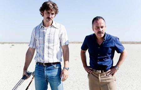 Raúl Arévalo y Javier Gutiérrez en