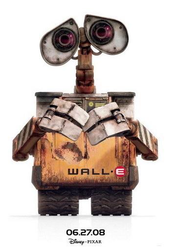 Nuevo póster de 'Wall-E'