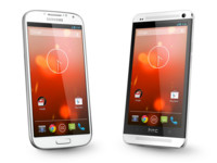 Las ediciones Google Play del Samsung Galaxy S4 y HTC One reciben Android 4.4