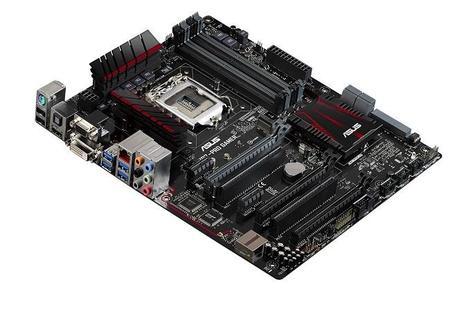 ASUS pone características ROG en motherboard Z97-Pro Gamer de bajo costo