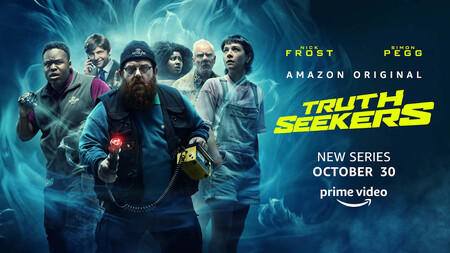 Truth Seekers Poster Amazon 30 October