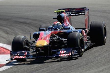 GP de Turquía 2010: Jaime Alguersuari se queda fuera de los puntos por un suspiro