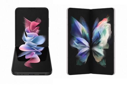 Samsung Galaxy Z Fold3 y Galaxy Z Flip3: todo lo que ha cambiado en un año en los plegables de Samsung