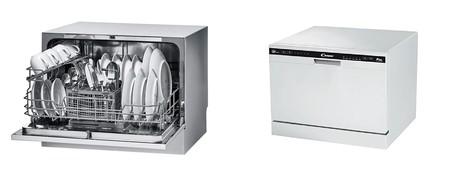 El mini lavavajillas Candy CDCP 6/E está rebajado a 229,99 euros hasta medianoche en Amazon mediante una oferta del día