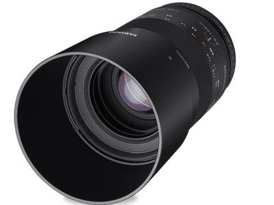 Samyang ya ha presentado su muy interesante objetivo de 100 mm F2.8 ED UMC Macro