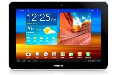 Las tablets Samsung las preferidas por los consumidores