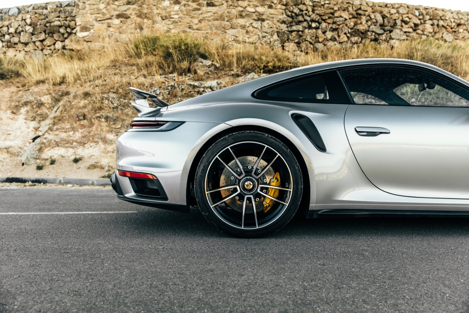 Foto de Porsche 911 Turbo S (Prueba) (37/45)