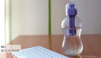 Bobble, botella de agua con filtro. La probamos