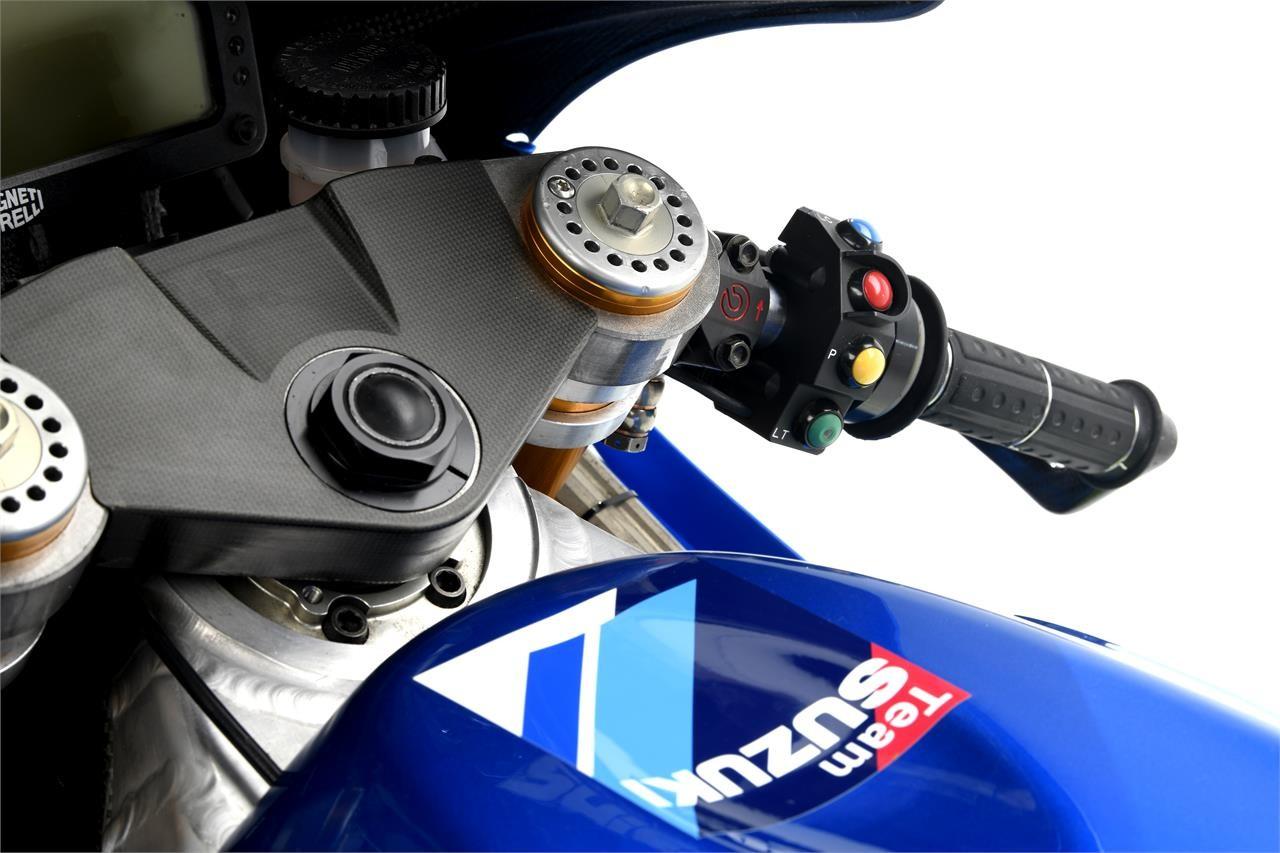 Foto de Presentación MotoGP Suzuki 2019 (21/60)