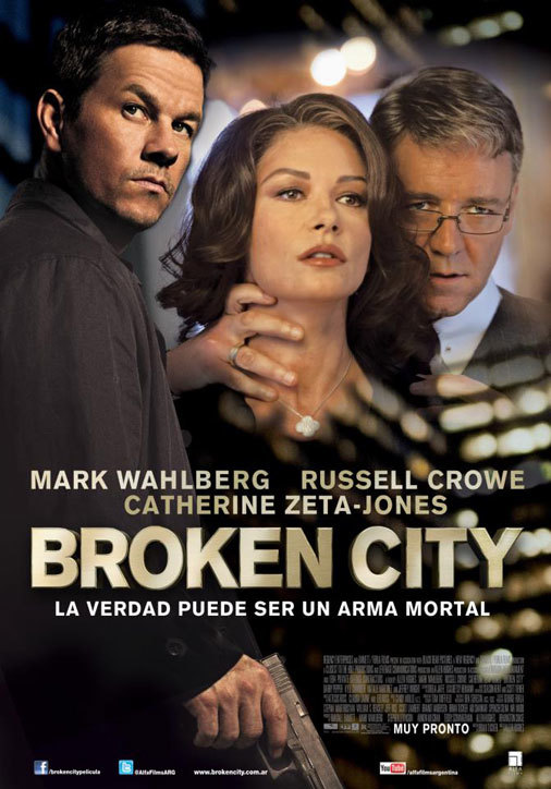 Foto de 'La Trama (Broken City)', carteles (3/5)