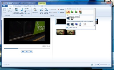 Windows Live Movie Maker 1.0 cumple con las expectativas