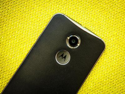 Más detalles del modulo de cámara del nuevo Moto X 2015