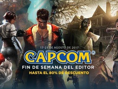 Capcom protagoniza un fin de semana cargado de ofertas de hasta un 80% de descuento en Steam