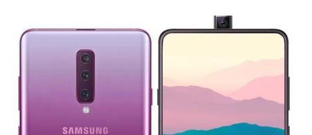 El Samsung Galaxy A90 contará con cámara retráctil, según los primeros rumores