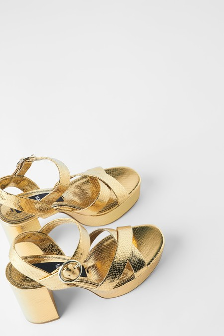 Sandalias Zara Rebajas 2020 09