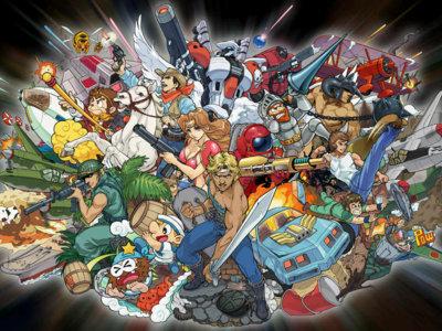 Las mascotas clásicas de SEGA, Namco, Capcom y SNK se suman a los retrocompatibles de Xbox One