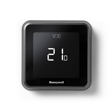 Por 124,67 euros tenemos el termostato Honeywell T6 programable y controlable desde el móvil o Amazon Echo
