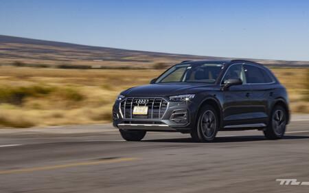Audi Q5 2021 Mexico Manejo Opinion 18