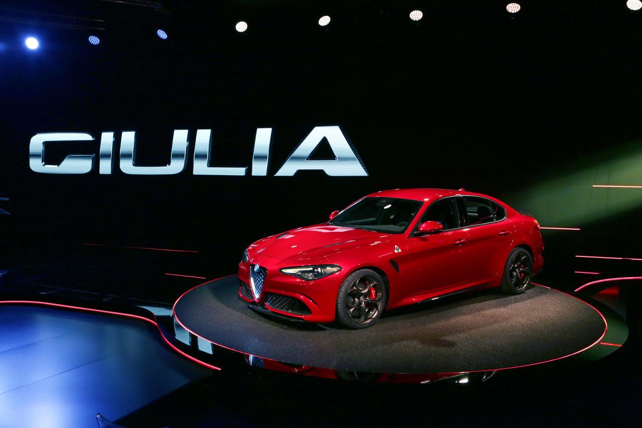Foto de Alfa Romeo Giulia (5/10)