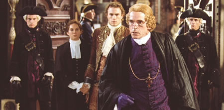 Casanova no seduce en Venecia
