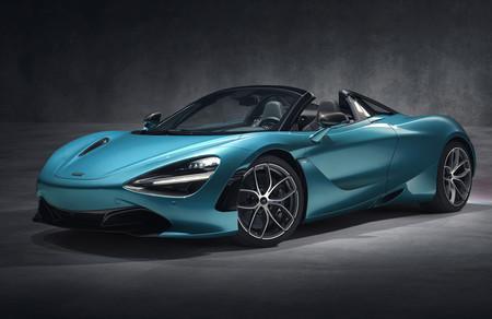 El McLaren 720S estrena versión Spider descapotable, pero conserva su 0 a 100 km/h en 2,9 segundos