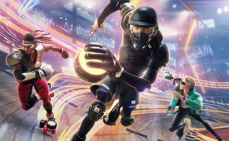 Roller Champions también llegará a las consolas y móviles y confirma una alfa cerrada para este mes en PC