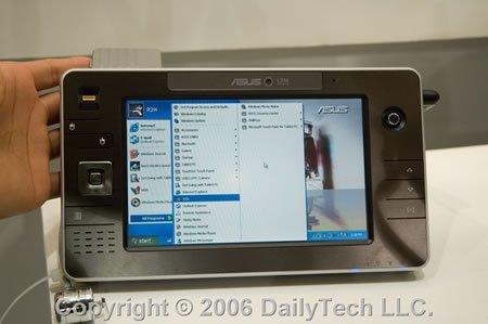 Asus R1 y R2, un tabletPC y un UMPC