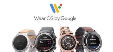 Wear OS by Google: todos estos son los relojes Android Wear que actualizarán a su próxima versión
